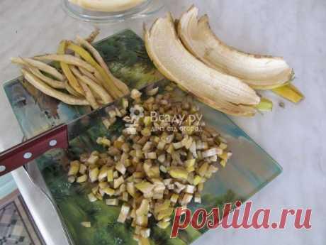 Органические подкормки для томатов: нормы, рецепты Чем подкормить томаты для повышения урожайности. Удобрение для рассады помидоров из банановой кожуры. Органическая подкормка из картофеля для томатов