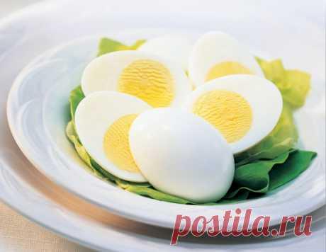 5 секретов безупречных варёных яиц — Полезные советы