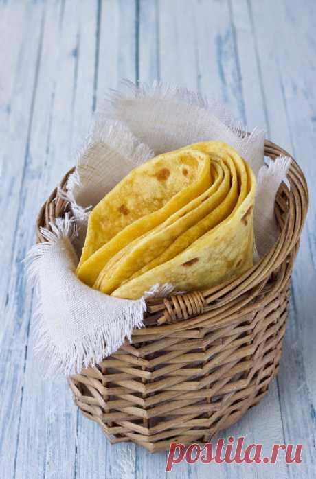 Кукурузные лепёшки - polet_cucina — LiveJournal