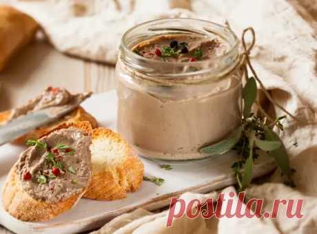 Печеночный паштет: отличное блюдо на перекус - Вкусные рецепты - медиаплатформа МирТесен