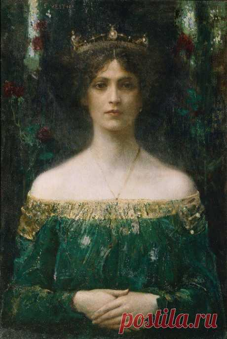 The King's Daughter, Eduard Veith