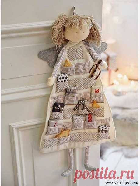 Decor and needlework (handmade)
