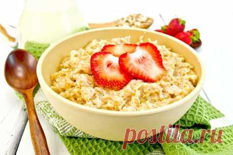 Овсяная диета «Новая»: минус 11 см в талии и 10 кг веса за 7–14 дней