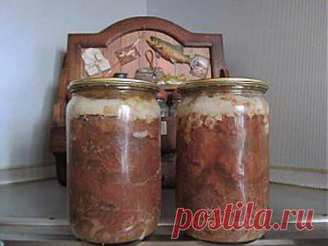 Тушенка в духовке | Рецепты для аэрогриля