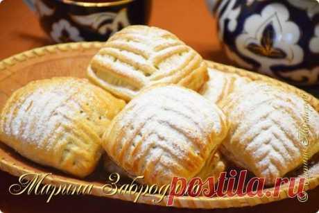 Турецкие пирожные ✧ Плетенки с яблоками и корицей | Страна Мастеров