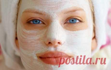 Витаминные маски для лица в домашних условиях