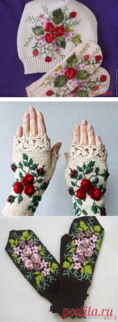 Красивые вещички от Ирины Микуйкой