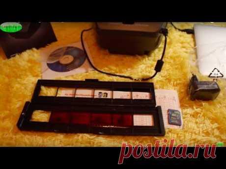 КАК ОТЦИФРОВАТЬ ФОТОПЛЁНКУ ДОМА #ДИГИТАЛИЗАЦИЯ_#ФОТОПЛЁНКИ #photofilm_digitalisierung #oldenburgru - YouTube