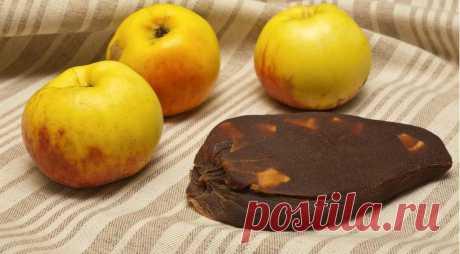 Как приготовить яблочный сыр, если у вас много яблок на Supersadovnik.ru