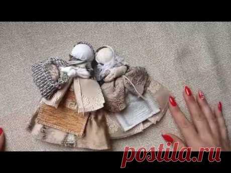 Панянка. Вариация на тему узловой куклы