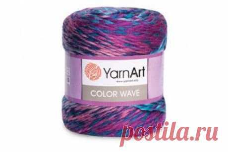 Купить Yarnart Color Wave
