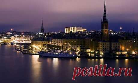 Стокгольм - описание города, отдых в городе Стокгольм — Имхотур на Имхонете