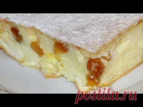 (475) Запеканка из Творога по ГОСТу.Творожная запеканка.Очень простой Рецепт/Casserole of cheese. - YouTube
