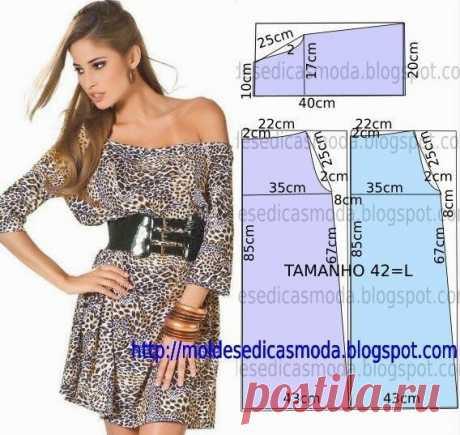 Платье #простыевыкройки#простыевещи#шитье#платье#выкройка