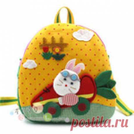 Рюкзаки, сумочки для детей. Много красивых идей!