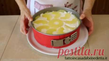 Очень вкусный и несложный в приготовлении торт-десерт без выпечки от итальянки Бенедетта | Таки Вкусно
