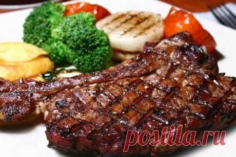 Отбивные из говядины - 15 простых и вкусных рецептов