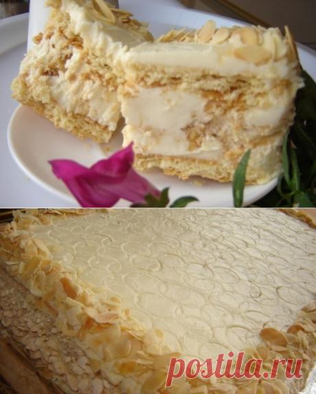 """Невероятно вкусный и нежный торт """"Акилежна"""""""