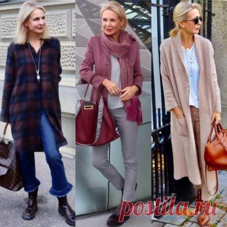 Стильные образы для дам — Красота и мода
