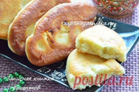 Пирожки с картошкой | Записная книжка рецептов Анюты