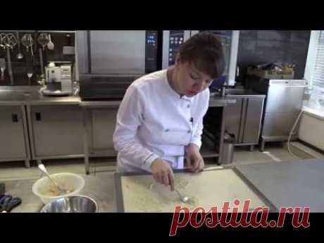 Печенье Тюиль - Видео мастер класс по Тюиль онлайн