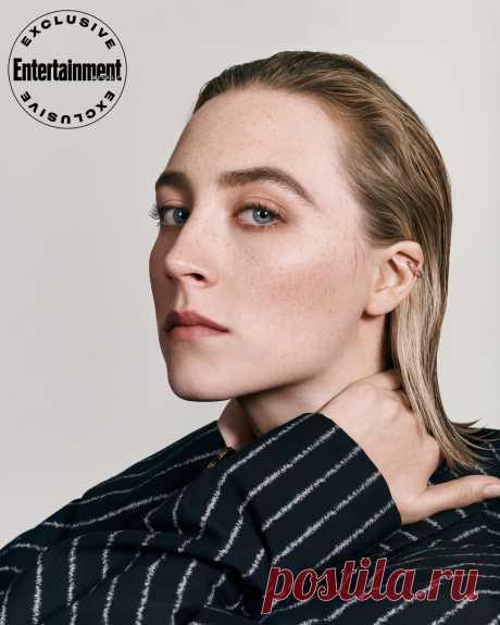 Сирша Ронан, Entertainment Weekly 2019