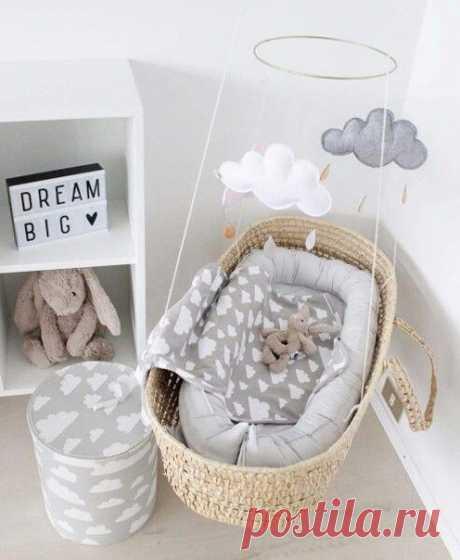 Babynest — гнездышко для малышей