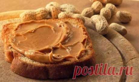 Домашнее арахисовое масло | Домашняя кухня