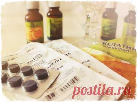 Желатин для лица - полезные свойства и рецепты применения