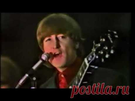 THE BEATLES - Rock And Roll Music - Live At Nippon Budokan Hall, Japan 1966 1st Concert