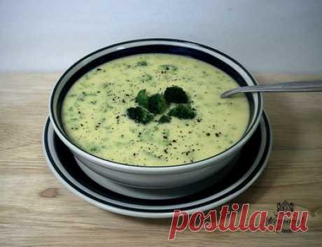 Овощной сырный суп | Женское кредо