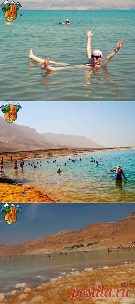 Зачем входить в Мёртвое море спиной вперёд, и чем оно вредно для здоровья | Тур в Мир | Яндекс Дзен