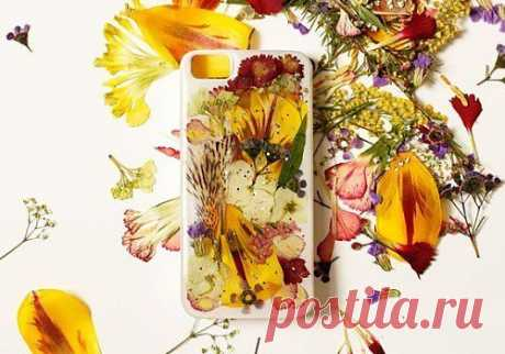 Красивый чехол для телефона своими руками | My Milady