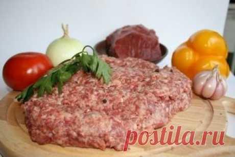 Полезные советы по приготовлению вкусного фарша и котлет   Кулинарные Рецепты