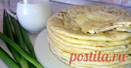 Лепешки с творогом ароматные, изумительные, бесподобно вкусные и пекутся на сухой сковороде, что более полезно! — Копилочка полезных советов