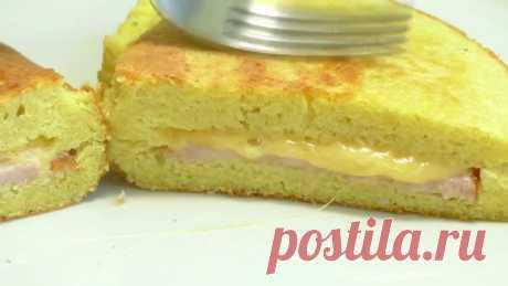 #Ленивый #завтрак #из #простых #продуктов #по-новому! 4 варианта одного рецепта за 4 минут