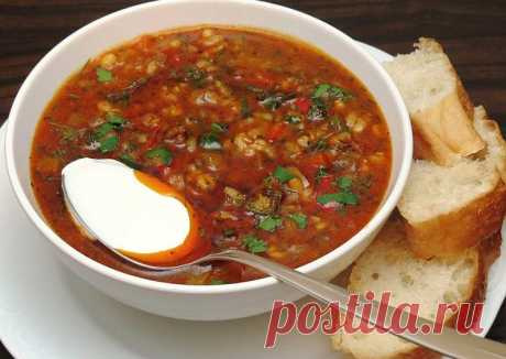 """Жареный суп """"Машхурда"""" Автор рецепта николай еременко - Cookpad"""