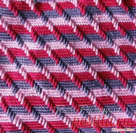 Color pattern hook