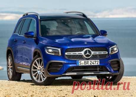 Mercedes-Benz GLB 2020 - новый немецкий кроссовер - цена, фото, технические характеристики, авто новинки 2018-2019 года