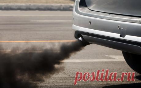 Как разводят на трассе с помощью выхлопной трубы автомобиля | Грамотный водитель | Яндекс Дзен