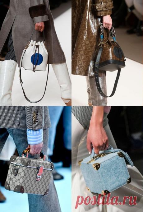 Стильные дизайнерские сумочки этого сезона