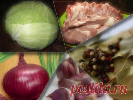 Тушёная капуста с мясом | Рецепты старого дома | Яндекс Дзен