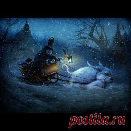 'Blizzard'(2012) #alexanderjansson #snö #vinter #snow #winter