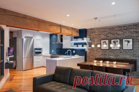 Варианты спального места на кухне | Роскошь и уют