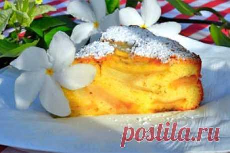 Рецепт шарлотки с яблоками и с творогом - Шарлотка от 1001 ЕДА