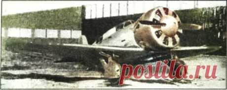 Фоторазведчик ХАИ-6 — деревянный и безоружный — Фоторазведчик ХАИ-6 являлась двухместным скоростным низкопланом без оружия. Основным материалом конструкции которого являлось дерево