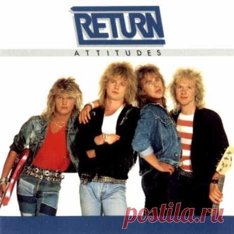 Return - Attitudes 1988