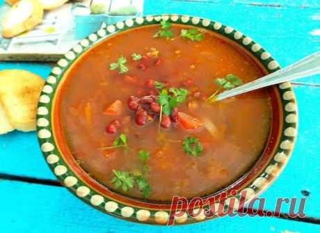 Сытный обед;) Суп чорба — Едим дома