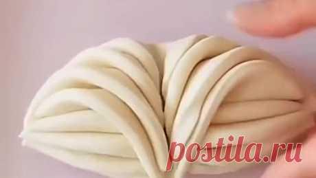 Идея для булочек
