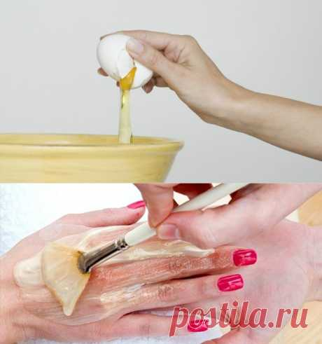 The confidential recipe of youth for smoothness of your hands! — Kopilochka of useful tips